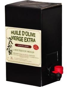2 litres d'huile d'olive douce