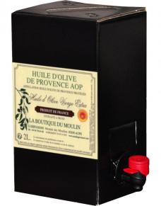 2 litres d'huile d'olive A.O.P. Provence