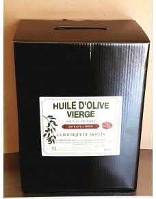 5 litres d'huile d'olive Goût à l'Ancienne