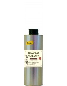50 cl d'huile d'olive fruitée